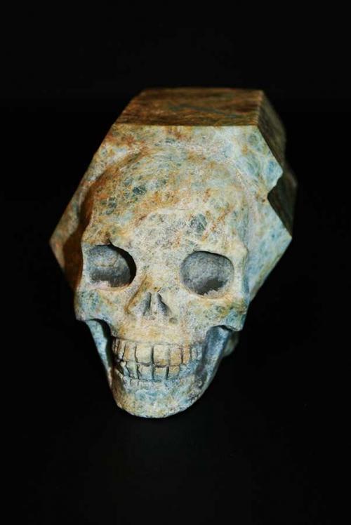 Aquamarijn Kristallen Schedel, aquamarijn crystal skull, aquamarine crystal skull