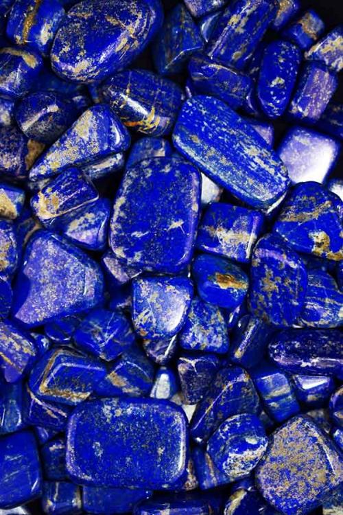 Lapis lazuli trommelstenen, lapis lazuli getrommeld, gepolijst, polijst, polished, lazule, royal blue, egyptians, pharao, farao, keel chakra, 3e oog, stenen, edelsteen, edelstenen, kopen