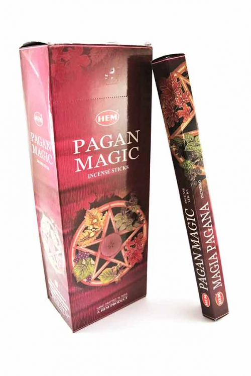 pagan magic wierook, heidense wierook, HEM