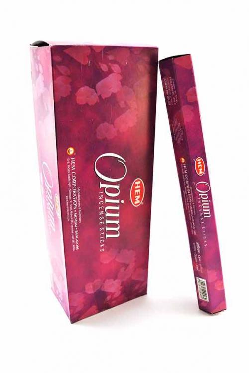 Opium wierook, HEM, ontspanning, gezellig, liefde