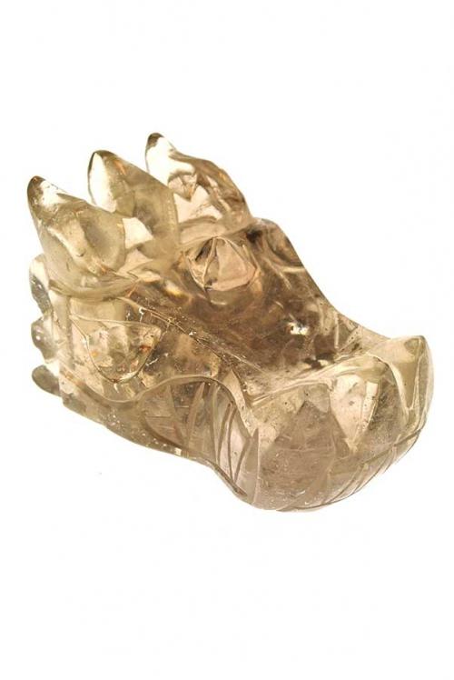 rookkwarts drakenschedel, kristallen draak, smokey quartz, crystal dragon, skull, kristallen schedel, draken, draak,