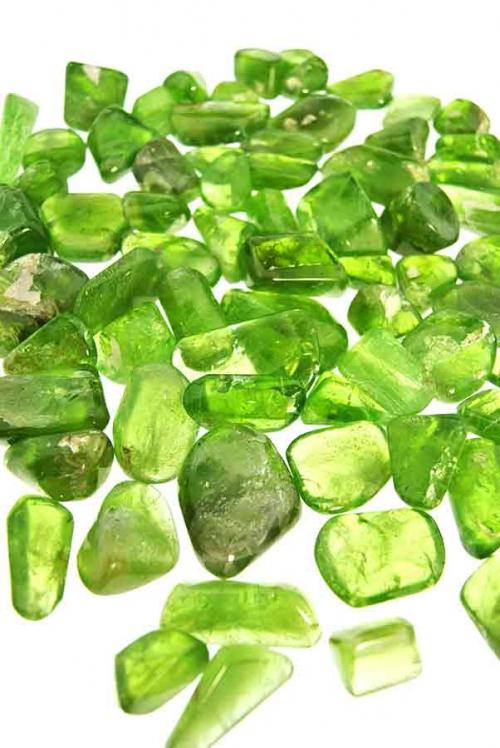 Peridoot, trommelstenen, trommelsteen, gepolijst, handgepolijst, pakistan, AAA, top kwaliteit, edelstenen, edelsteen kwaliteit, kopen