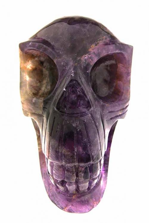 Amethist traveller alien, alien kristallen schedel, alien crystal skull, traveller, kopen, arnhem, star being