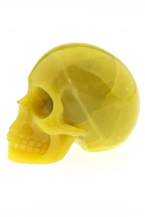 limoen jade kristallen schedel, jade crystal skull, jade schedel, kopen