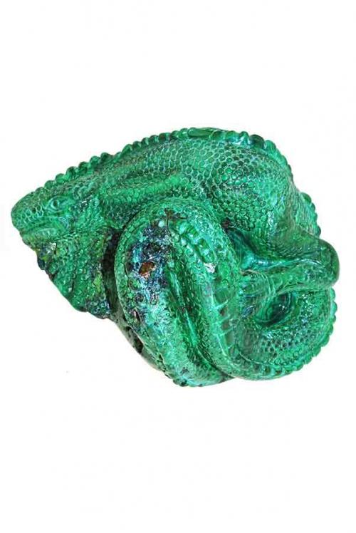 malachiet kristallen schedel, crystal skull, kopen, malachite, groen, hart, arnhem