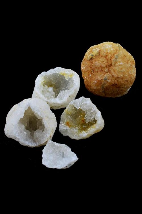 Marrokaans Bergkristal geode paartjes, marrokaanse, bergkristal geodes, kopen