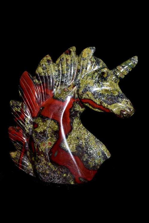 drakensteen eenhoorn, drakenbloedsteen eenhoorn, dragonstone, unicorn, kopen