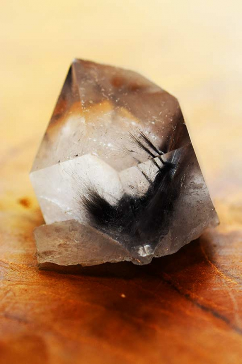 brookietfantoom, brookiet, brookite, kopen, ruw, bergkristal, natuurlijke punt