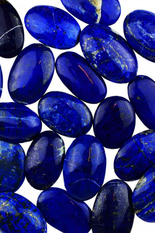 Lapis Lazuli ovaal, broekzaksteen, chakra legger, opleg, gepolijst, lapis lazuli stenen, stones, knuffelsteen, kopen