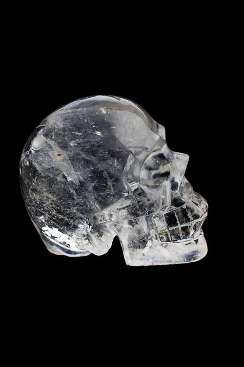 Bergkristallen Crystal Skull, bergkristal kristallen schedel