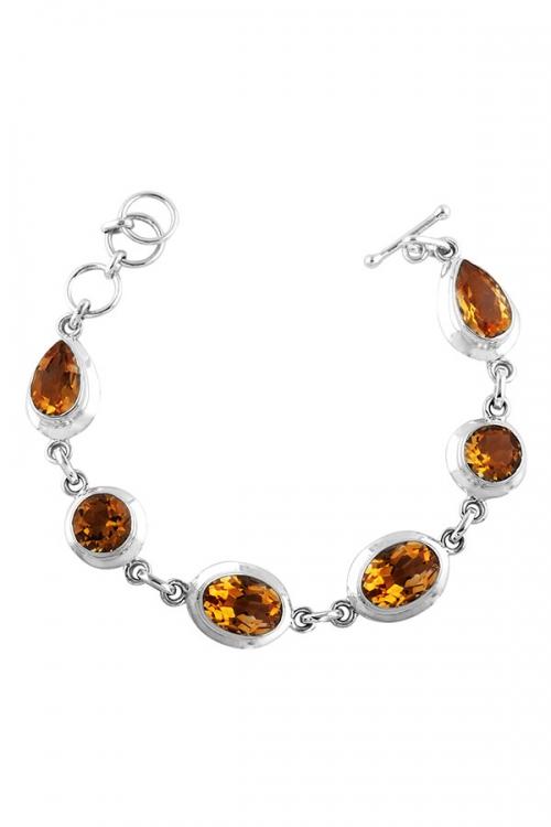 citrien armband zilver, citrine bracelet, kopen, edelstenen, sieraden, sterling zilver, sieraad, juweel, natuur citrien