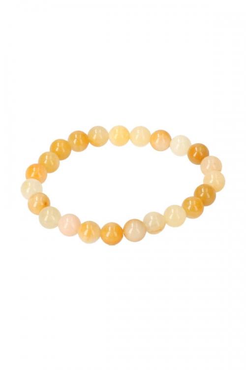 Golden Healer Lemurian armband, powerbead, 8 mm, edelsteen armband, edelstenen armband, stenen armband, bracelet, gemstone, gouden heler, kopen