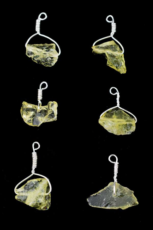 Citrien hanger ruw aan zilver, Citrien ruw aan zilver, 925 sterling , citrine rough pendant, citrien hanger, zilveren citrien hanger