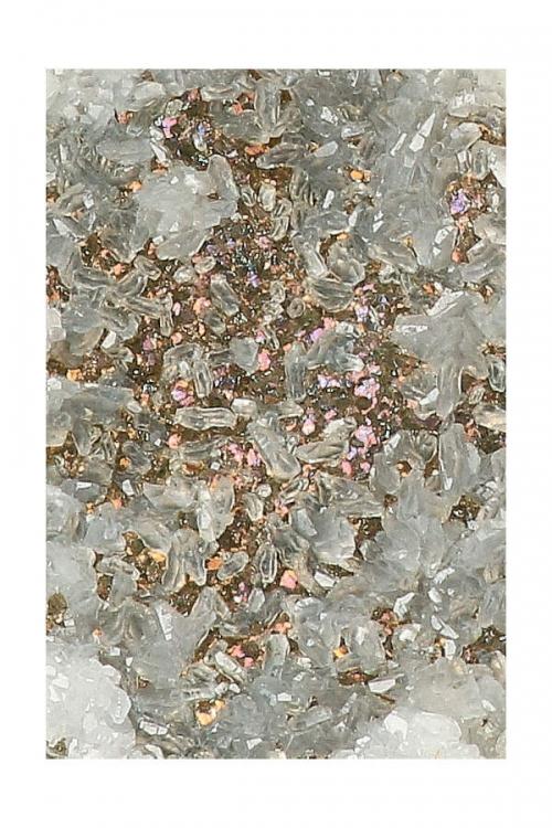 Chalcopyriet met Bergkristal op Fluoriet, kopen, fluorite, chalcopyrite, clear quartz,