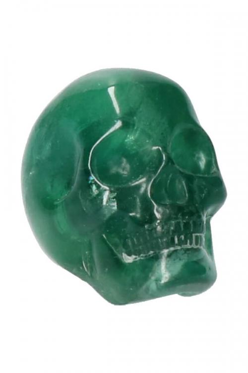 groene fluoriet kristallen schedel, fluoriet groen kristallen schedel, fluoriet crystal skull, fluorite crystal skull, fluoriet schedel, fluoriet kristallen schedel, blauwe fluoriet, groene fluoriet, Fluoriet kristallen schedel 5 cm
