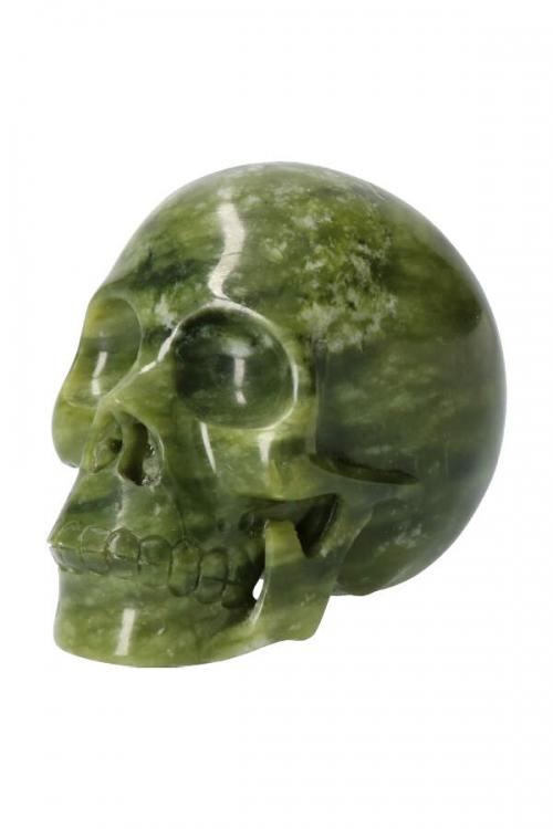 Jade kristallen schedel, jade crystal skull, kopen, jade schedel kopen