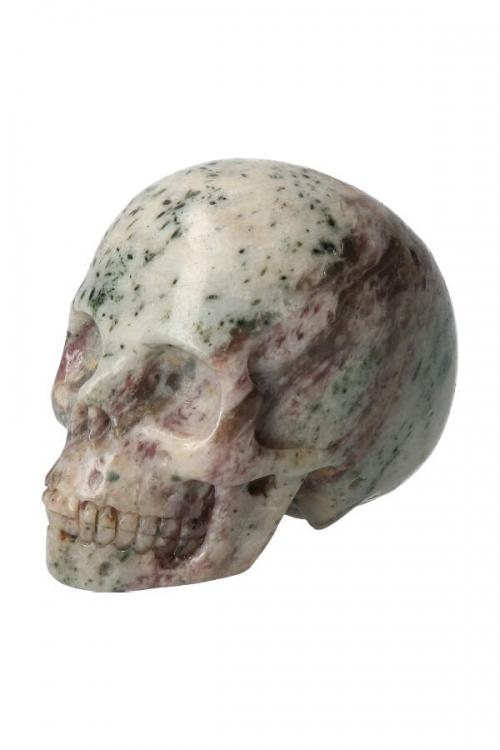 lepidoliet kristallen schedel, kopen, crystal skull