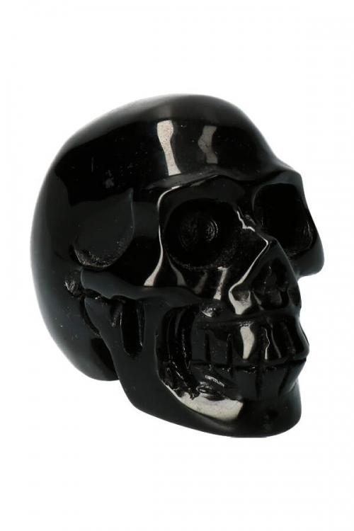 obsidiaan schedel, obsidiaan kristallen schedel, obsidiaan realistische kristallen schedel, obsidian skull, crystal skull, kopen, arnhem, happy spirit