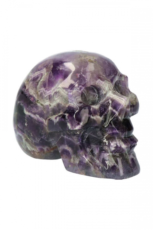 amethist schedel, kristallen schedel, crystal skull, amethyst