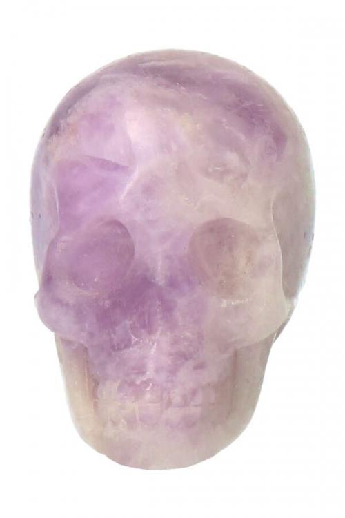 Auraliet 23 kristallen schedel, 5 cm, auralite 23 crystal skull