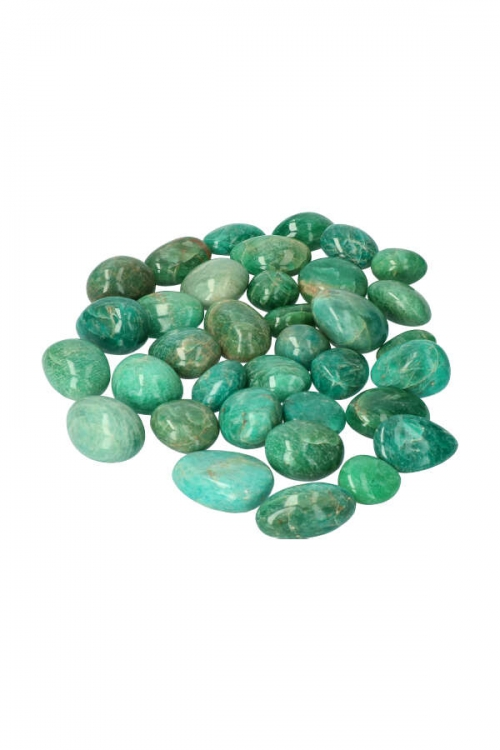 Amazoniet steen uit Rusland. Prachtige kwaliteit, amazonite, stone, stones, trommelsteen, getrommeld, knuffelsteen, stenen, amazoniet stenen, kopen