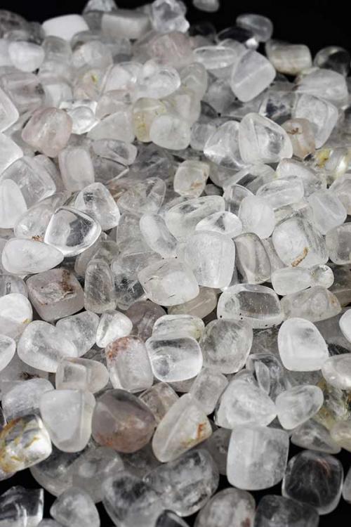 mooie kwaliteit bergkristal trommelstenen, getrommeld, knuffelsteen, knuffelstenen, bergkristal stenen, bergkristal steen, kopen, edelsteen
