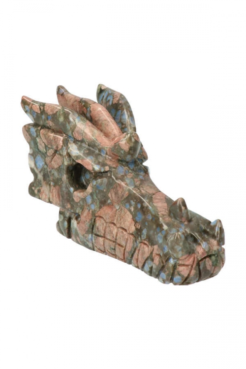 que sera steen, que sera kristallen draak, crystal dragon, que sera draak, drakenschedel, kopen,