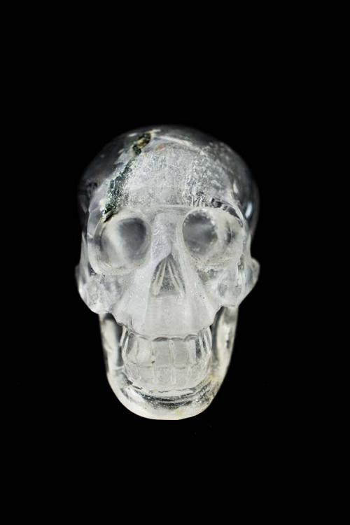 Bergkristral realistische kristallen schedel, clear quartz crystal skull, rock quartz, kopen, bergkristallen schedel, holle kaak, carving