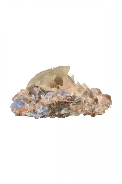 hondentand calciet, dogteeth calcite, honden tand calciet, fluoriet, kopen