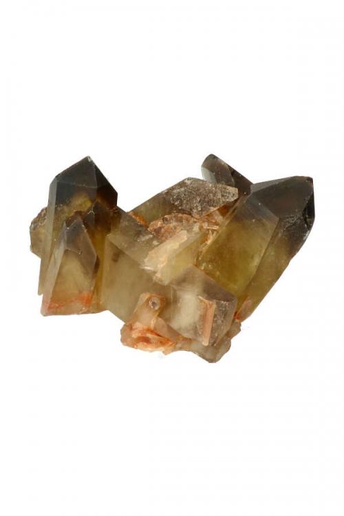 Citrien cluster, citrien groepje, citrine cluster, citrien ruw, natuur citrien, kopen, mineraal, mineralen, specimen