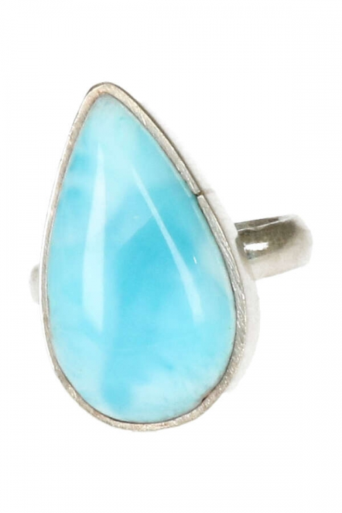 larimar ring, 17.5 mm, dominicaanse republiek, kopen