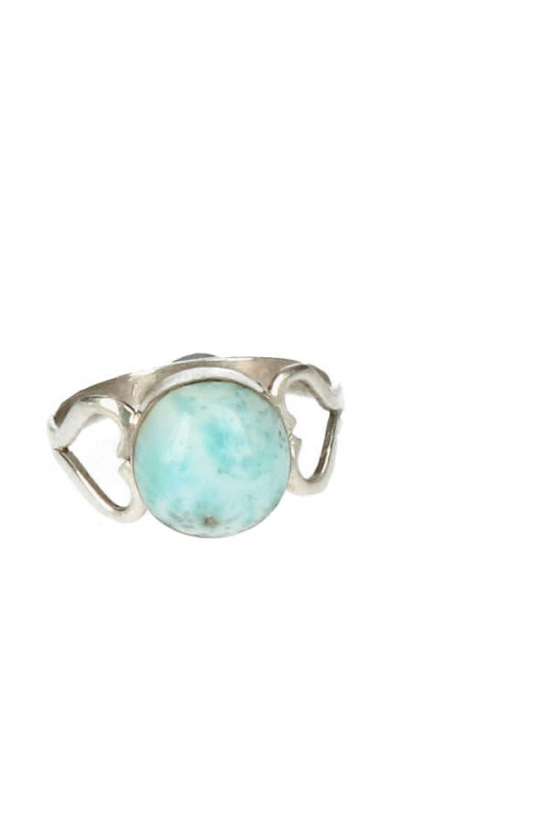 larimar ring, 18.5 mm, dominicaanse republiek, kopen