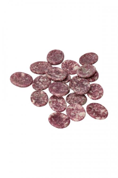 Lepidoliet duimsteen, 3.5 a 4 cm, lepidolite worry stone, kopen, lepidoliet zaksteen, knuffelsteen, duimstenen, edelsteen, edelstenen, spiritueel