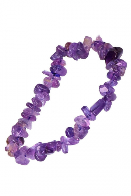 Amethist splitarmband, amethyst bracelet, kopen, spiritueel, armbandje, edelsteen, edelstenen, kopen