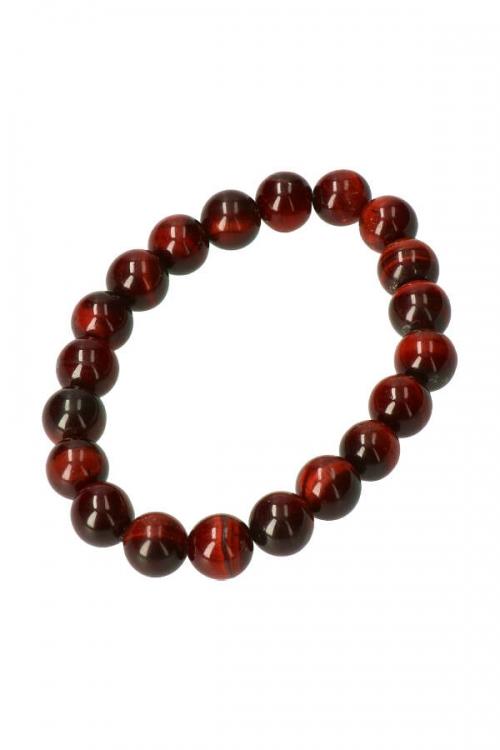 rode tijgeroog armband, edelsteen armband, edelstenen armband, kopen, red tiger eye, powerbead, bracelet
