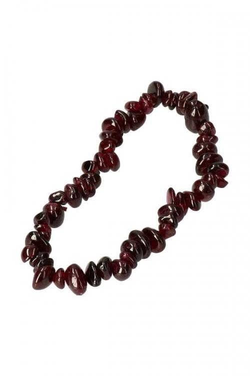 Granaat splitarmband, garnet bracelet, kopen, edelsteen, edelstenen